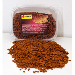 Tropical Krill chips 250ml (100g)