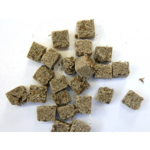 Australian black worms 20gr cubes