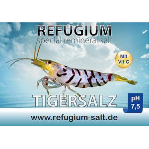 Refugium Spezial ReMineral Tiger Salt 80gr