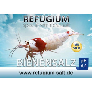 Refugium Spezial ReMineral Bienen Salt