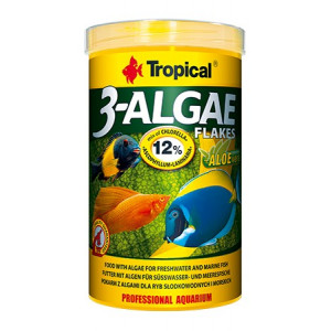 Tropical 3-Alge flager 1000ml