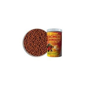 Tropical carnivore medium pellets 1000ml