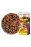 Tropical, red & green flydende medium sticks