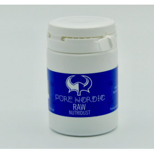 Pure Nordic Raw Nutridust 40gr