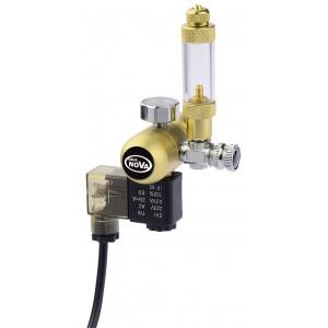 Aqua Nova CO2 Regulator med magnetventil
