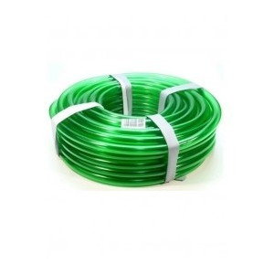 Grøn PVC slange 9/12mm 1 Meter