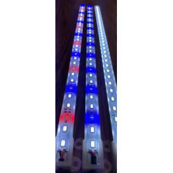 Aqualight LED skinne 120cm (flere varianter)
