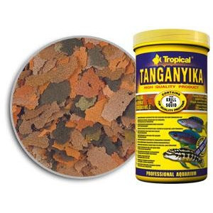 Tropical Tanganyika flager...
