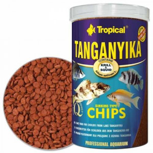 Tanganyika Chips 250ml