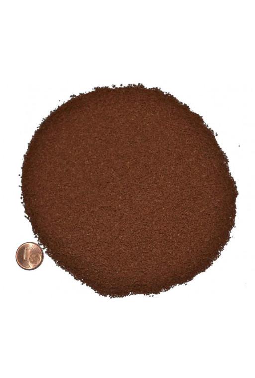 1kg Rød Cichlide granulat 0,5 - 1,0 mm