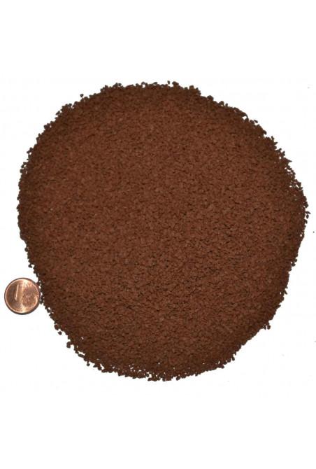 1kg Rød Cichlide granulat 1,0 - 1,6 mm