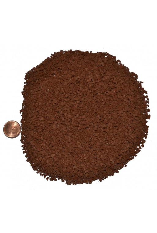 1kg Rød Cichlide granulat 1,6 - 2,5 mm