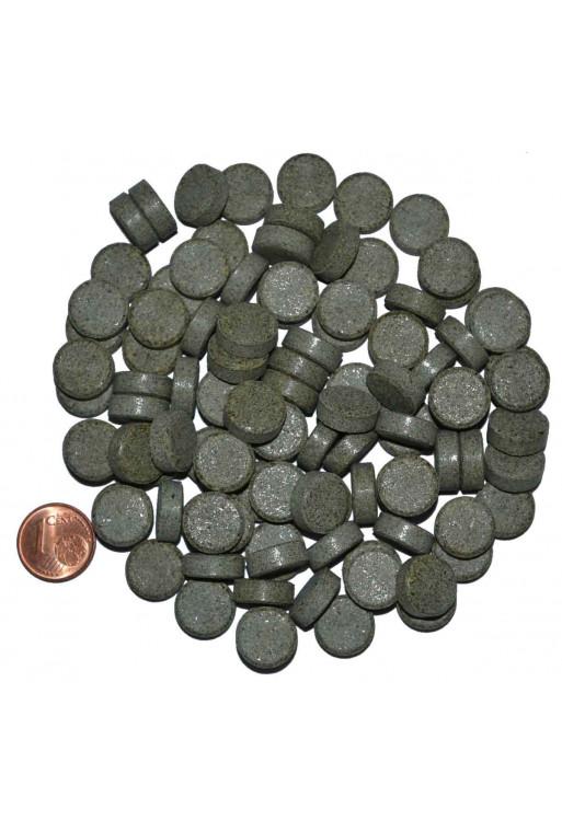 1 kg Mallepille grøn M/10%