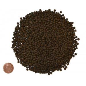 Stør foder 3mm 1kg/1,5liter