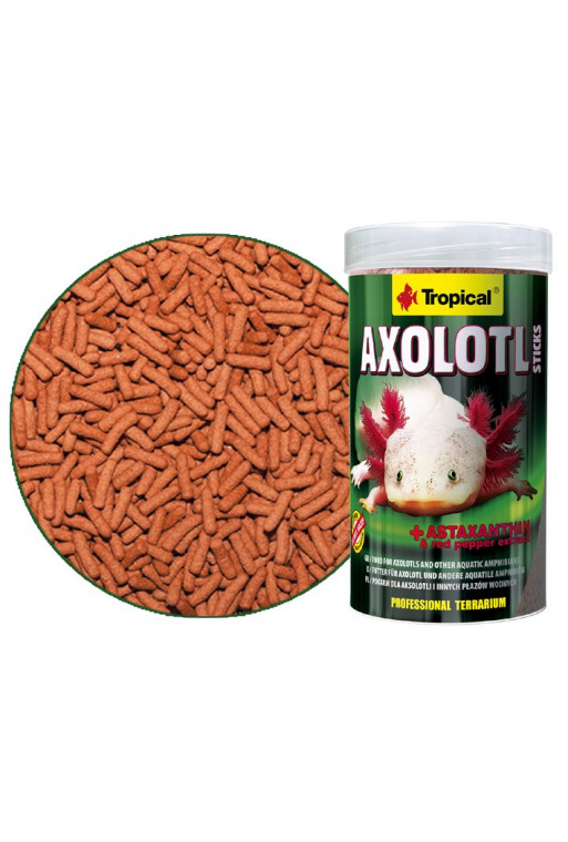 Axolot sticks