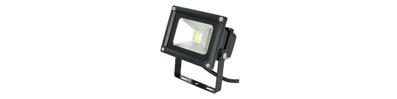 LED floodlights/ projektører